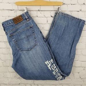 💎 BOSSINI   straight leg jeans